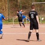 1 : 0 - Torschütze Johannes Broll