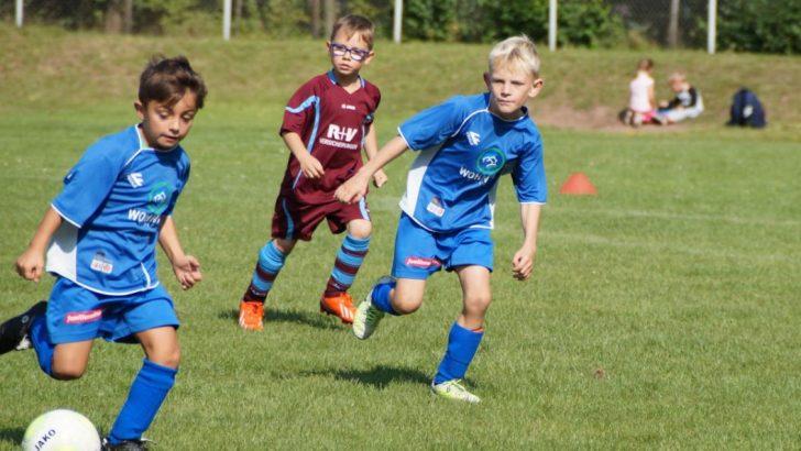 Guter Saisonstart der F2 Jugend
