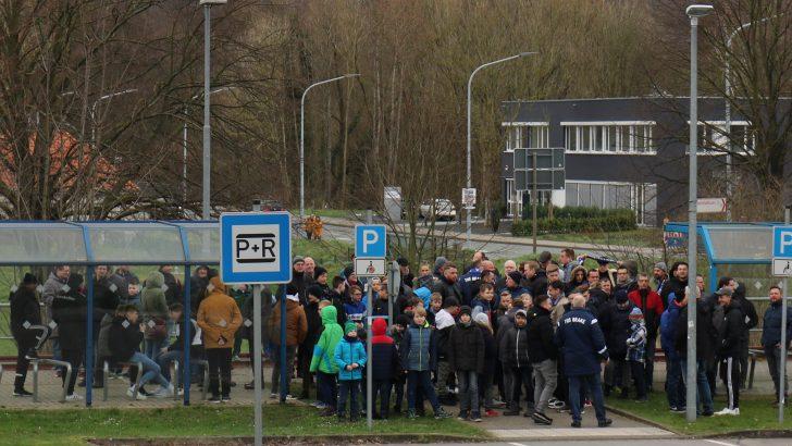 """Mehr als 160 Jugendspieler des TuS auf der """"Alm"""""""